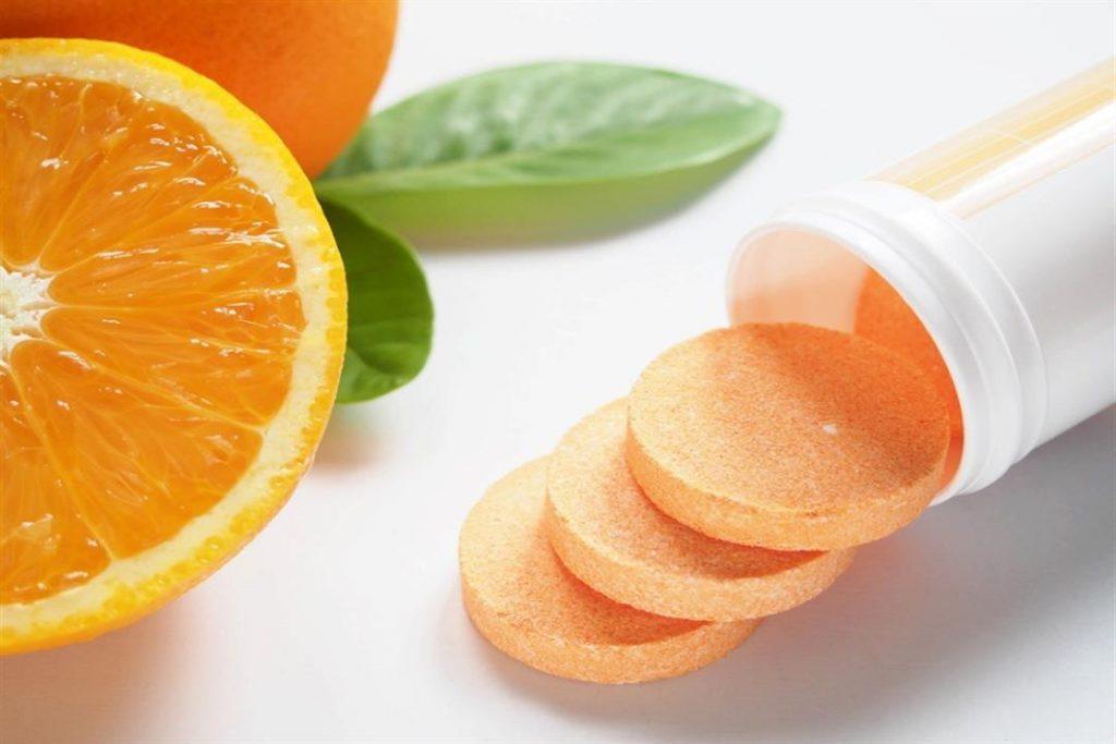 فوائد فيتامين C