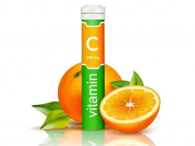 فوائد فيتامين C للاطفال والجرعة المناسبة