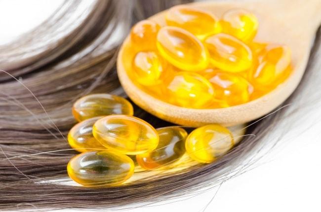 فيتامينات لعلاج الشعر التالف وزيادة نموه