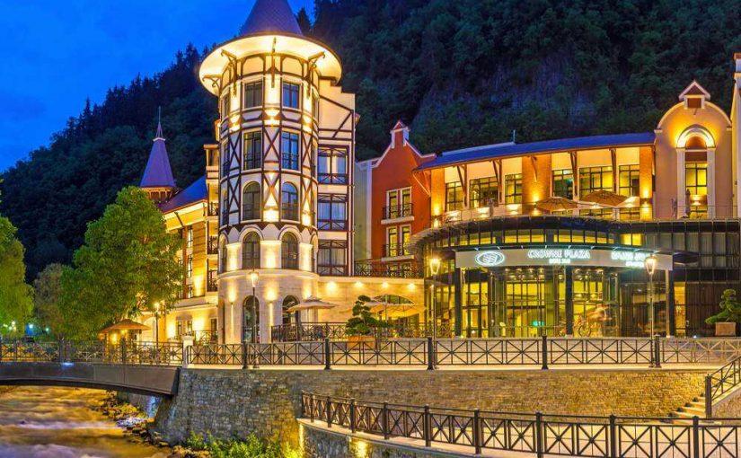 مدينة بورجومي جورجيا وأهم الاماكن السياحية