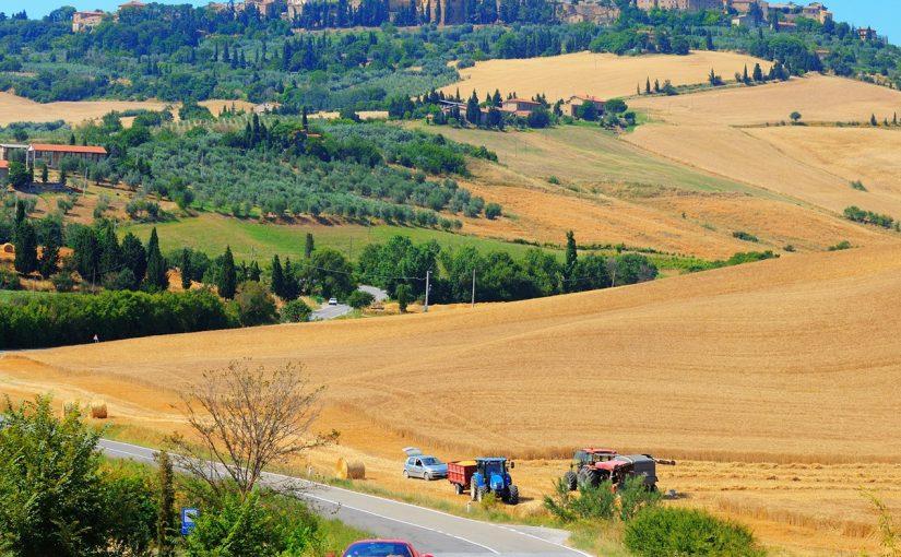 القيادة في إيطاليا وأهم القوانين وأفضل الطرق